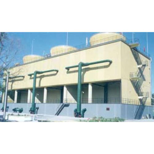 砼结构冷却塔的维护与保养