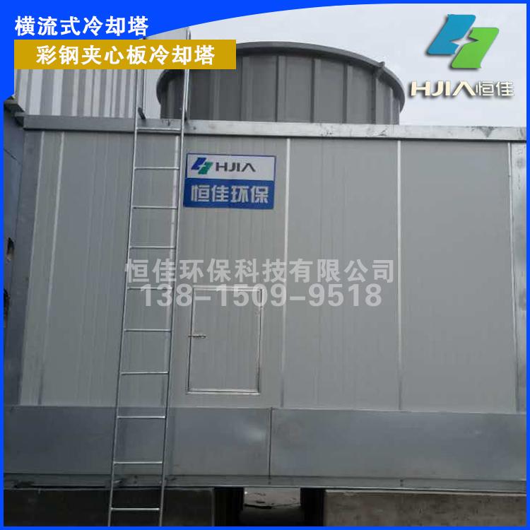 中空喷雾式冷却塔使用与维护注意事项