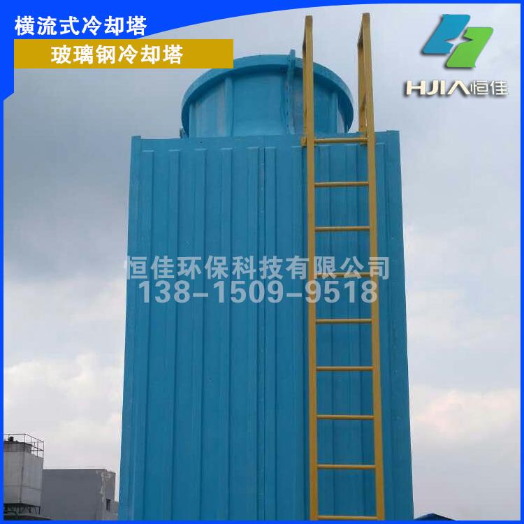 中空式冷却塔的噪声来源